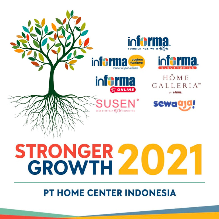 New Year Greetings: Stronger Growth 2021