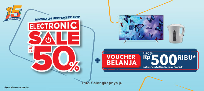 Informa Electronics Wow Sale