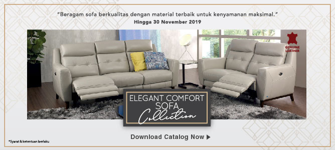 Informa A10 Sofa Collection Catalog