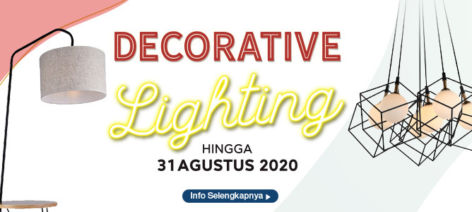 Promo Decorative Lighting