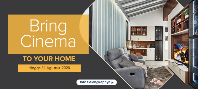 Informa Bring Cinema to Your Home
