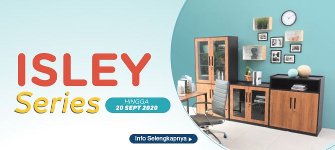 Promo Kabinet Multifungsi ISLEY SERIES