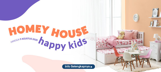 Homey House Happy Kids
