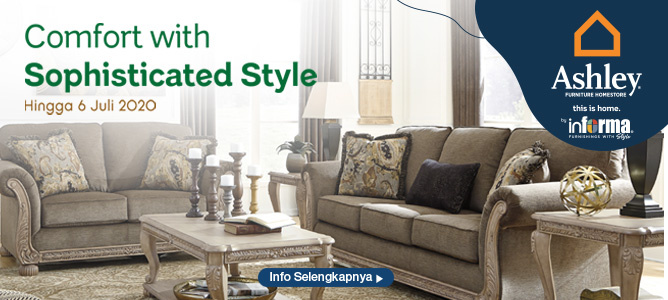 Informa Ashley Comfort with Sophisticated Style