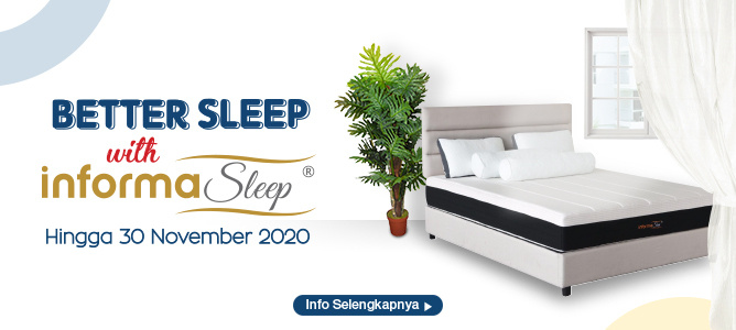 Promo Matras Informa Sleep