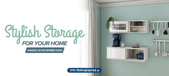 Stylish Storage for Your Home
