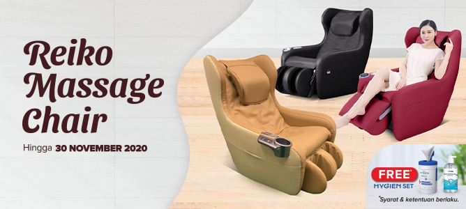 Promo Reiko Massage Chair