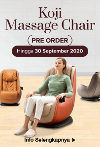 Promo Koji Massage Chair