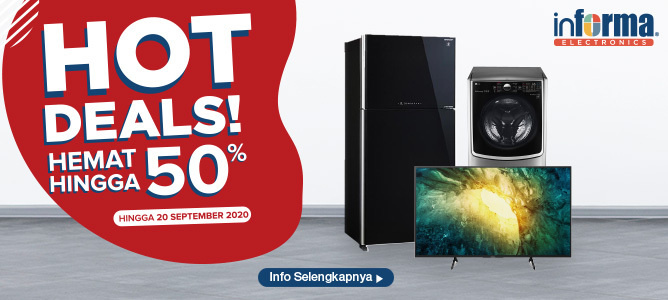 Promo Hot Deals Informa Electronics