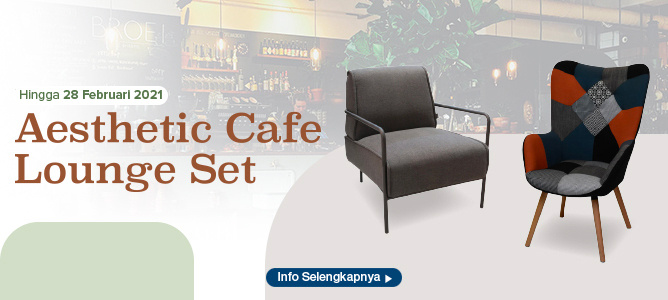 Iconic Cafe & Lounge Set