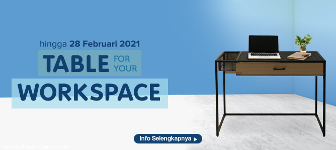 Table For Your Workspace