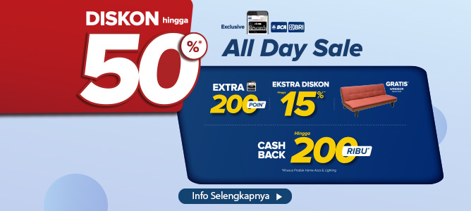 Informa All Day Sale