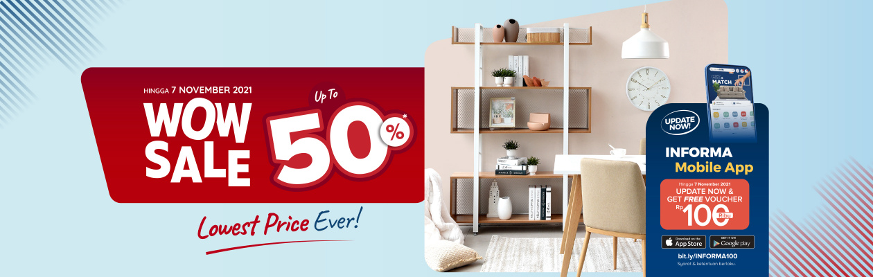Wow Sale 2 Up to 50%