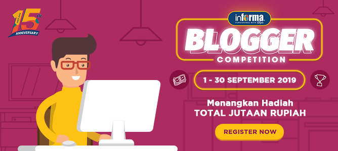 Informa Blogger Competition